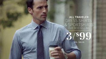 JoS. A. Bank Super Tuesday Sale TV Spot, 'Suits, Shirts and Pants' - Thumbnail 4