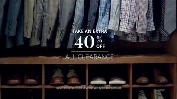 JoS. A. Bank Super Tuesday Sale TV Spot, 'Suits, Shirts and Pants' - Thumbnail 5