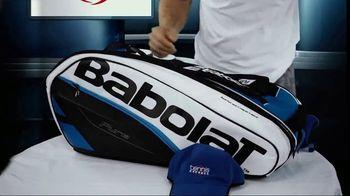 Tennis Express TV Spot, 'Babolat Bag Check' Featuring Michael Russell - Thumbnail 3