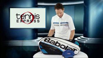 Tennis Express TV Spot, 'Babolat Bag Check' Featuring Michael Russell - Thumbnail 4