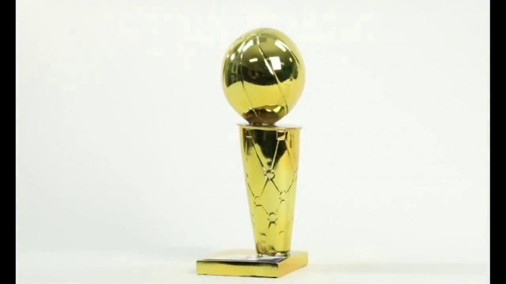 CollectNBA.com TV Commercial, '2017 NBA Champions: Warriors Collectible'