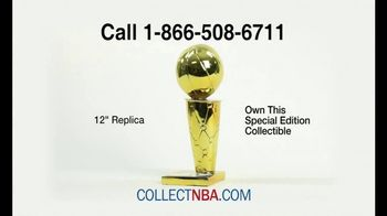CollectNBA.com TV Spot, '2017 NBA Champions: Warriors Collectible' - Thumbnail 3