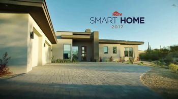 2017 HGTV Smart Home Giveaway TV Spot, 'SimpliSafe: Live Stress-Free' - Thumbnail 1