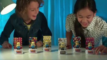 Despicable Me 3 Mini Music-Mates TV Spot, 'Dance Party' - 720 commercial airings