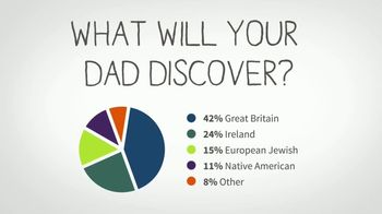 Ancestry DNA TV Spot, 'Happy Father's Day' - Thumbnail 9