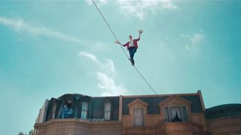 Dixie Ultra TV Spot, 'Stress Test: The High Wire' - Thumbnail 5