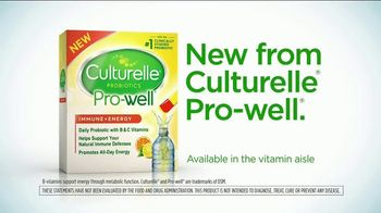 Culturelle Pro-Well TV Spot, 'Ready for Anything' - Thumbnail 7