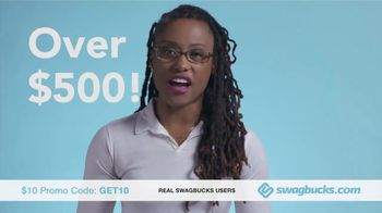 Swagbucks TV Spot, 'It Pays to Share' - Thumbnail 2