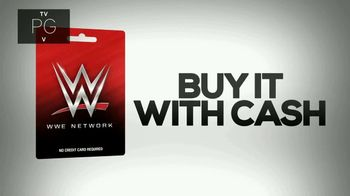 WWE Network Prepaid Gift Card TV Spot, 'Father's Day: Ultimate Gift' - Thumbnail 2