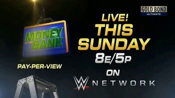 WWE Network TV Spot, '2017 Money in the Bank' - Thumbnail 8