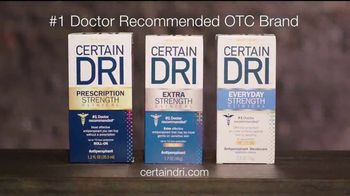 Certain Dri TV Spot, 'We're Not Defined by Our Diagnosis' - Thumbnail 10