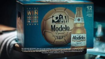Modelo Especial TV Spot, 'Fighting for the Beautiful Game' Ft Omar Gonzalez - Thumbnail 7