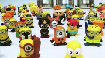 Despicable Me Mineez TV Spot, 'Tiny Collectible Characters'