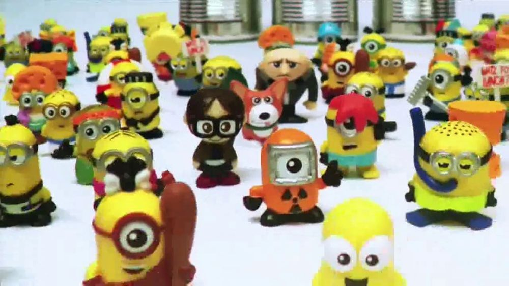 Despicable Me Mineez TV Commercial, 'Tiny Collectible Characters'