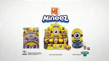 Despicable Me Mineez TV Spot, 'Tiny Collectible Characters' - Thumbnail 7
