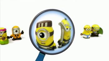 Despicable Me Mineez TV Spot, 'Tiny Collectible Characters' - Thumbnail 2