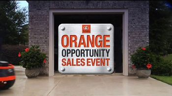 Kubota Orange Opportunity Sales Event TV Spot, 'Take Command: Rebate' - Thumbnail 1
