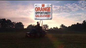 Kubota Orange Opportunity Sales Event TV Spot, 'Take Command: Rebate' - Thumbnail 5
