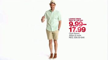 Macy's One Day Sale TV Spot, 'Suits and Accessories' - Thumbnail 7