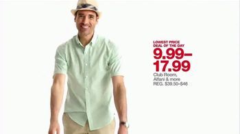Macy's One Day Sale TV Spot, 'Suits and Accessories' - Thumbnail 8