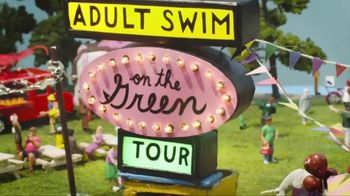 Adult Swim TV Spot, '2017 On The Green Tour'