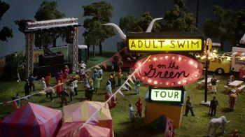 Adult Swim TV Spot, '2017 on the Green Tour' - Thumbnail 7