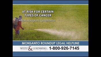 Weitz and Luxenberg TV Spot, 'Monsanto Roundup Legal Helpline' - Thumbnail 5