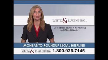 Weitz and Luxenberg TV Spot, 'Monsanto Roundup Legal Helpline' - Thumbnail 8