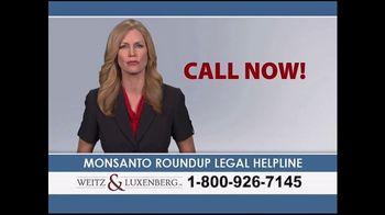 Weitz and Luxenberg TV Spot, 'Monsanto Roundup Legal Helpline' - Thumbnail 9