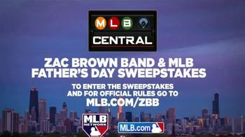 MLB Network TV Spot, 'Father's Day Sweepstakes: Zac Brown Band' - Thumbnail 5