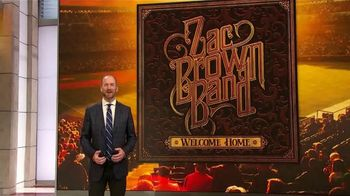 MLB Network TV Spot, 'Father's Day Sweepstakes: Zac Brown Band' - Thumbnail 1
