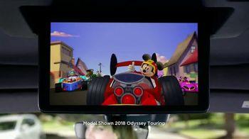 2018 Honda Odyssey TV Spot, 'Disney Junior: Mickey and the Roadster Racers' [T1] - Thumbnail 2