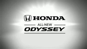 2018 Honda Odyssey TV Spot, 'Disney Junior: Mickey and the Roadster Racers' [T1] - Thumbnail 8