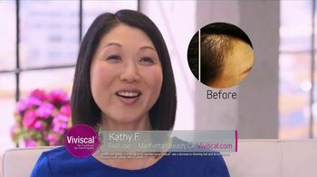 Viviscal TV Spot, 'Thicker, Fuller, Beautiful Hair' - Thumbnail 3