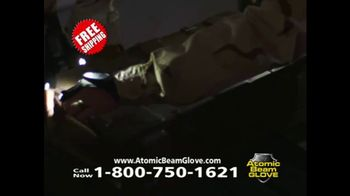 Atomic Beam Glove TV Spot, 'Both Hands Free' Featuring Hunter Ellis - Thumbnail 8