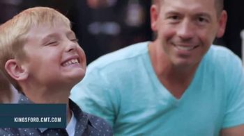 Kingsford TV Spot, 'CMT: Father's Day'