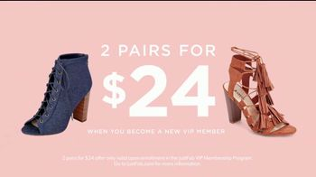 JustFab.com TV Spot, 'Two Million Members: Best Deal Ever' - Thumbnail 8
