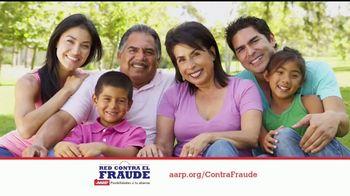 AARP Red Contra el Fraude TV Spot, 'Contra el fraude' [Spanish] - Thumbnail 7