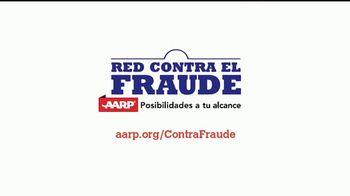 AARP Red Contra el Fraude TV Spot, 'Contra el fraude' [Spanish] - Thumbnail 4