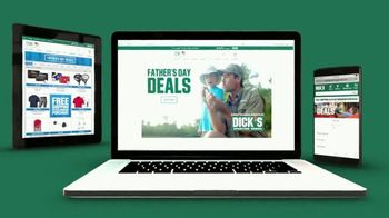 Dick's Sporting Goods Father's Day Deals TV Spot, 'Biggest Nike Sale' - Thumbnail 8