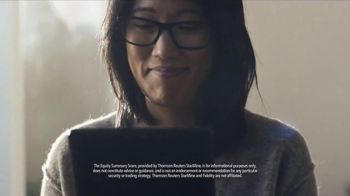 Fidelity Investments TV Spot, 'Where Smarter Investors Will Always Be' - Thumbnail 4