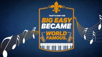 Popeyes Sweet & Crunchy Tenders TV Spot, 'Discovery Channel: Big Easy' - Thumbnail 4