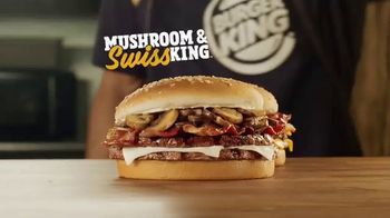 Burger King Mushroom & Swiss King TV Spot, 'Elegant' - Thumbnail 8