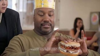 Burger King Mushroom & Swiss King TV Spot, 'Elegant' - Thumbnail 3