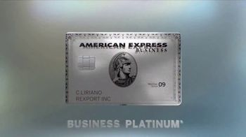 American Express Business Platinum TV Spot, 'Anywhere' Song by Albedo 067 - Thumbnail 9