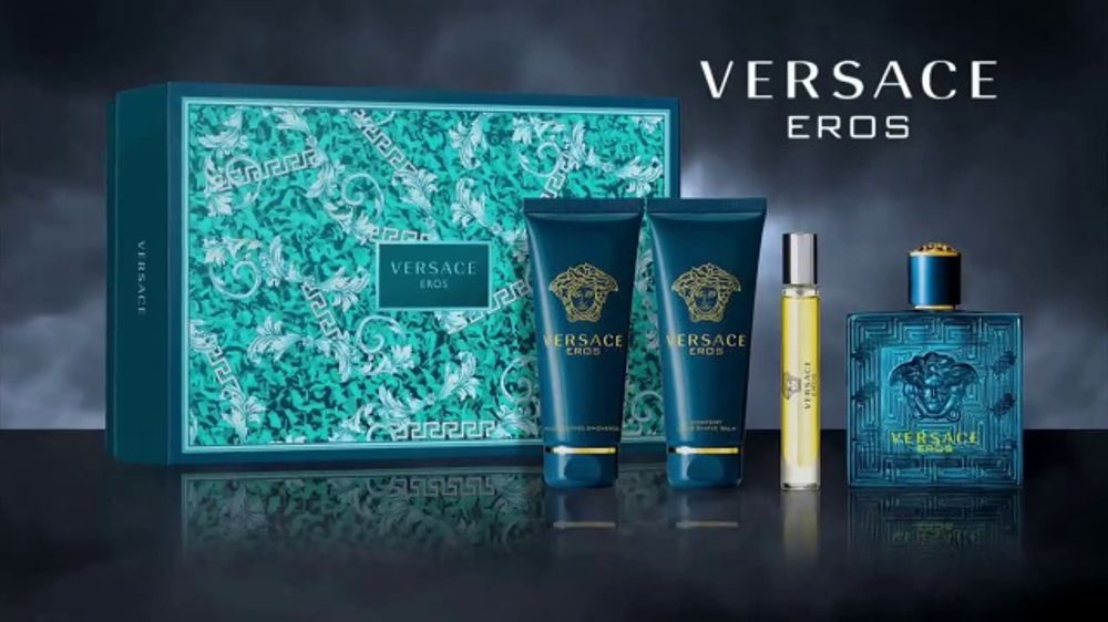 Versace EROS Father's Day Gift Set TV Commercial, 'Bow and Arrow'