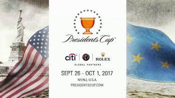 PGA TOUR 2017 Presidents Cup TV Spot, 'Lady Liberty' - Thumbnail 9