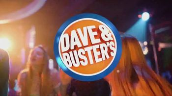 Dave and Buster's TV Spot, 'Blue Lights Mean Free Games' - Thumbnail 1