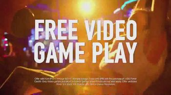 Dave and Buster's TV Spot, 'Blue Lights Mean Free Games' - Thumbnail 3