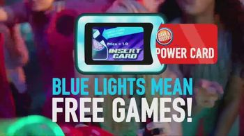 Dave and Buster's TV Spot, 'Blue Lights Mean Free Games' - Thumbnail 5